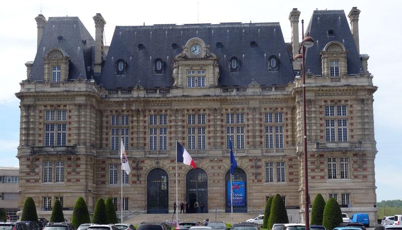 Mairie de Versailles